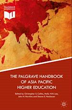 Palgrave Handbook of Asia Pacific Higher Education