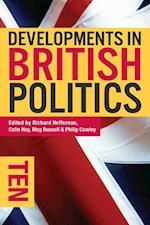Developments in British Politics 10