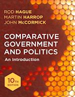 Comparative Government and Politics af Martin Harrop, John McCormick, Rod Hague
