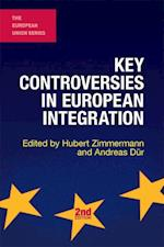 Key Controversies in European Integration af Hubert Zimmermann