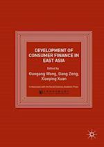 Development of Consumer Finance in East Asia