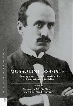 Bog, hardback Mussolini 1883-1915