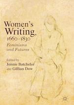 Women's Writing 1660-1830