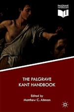 The Palgrave Kant Handbook (Palgrave Handbooks in German Idealism)