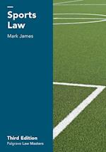Sports Law (Palgrave Law Masters)