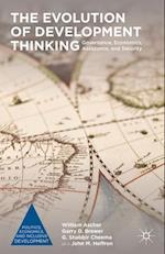 The Evolution of Development Thinking af Garry D. Brewer, William Ascher, G. Shabbir Cheema