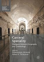 Carceral Spatiality (Palgrave Studies in Prisons and Penology)