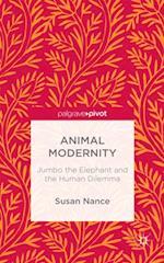 Animal Modernity