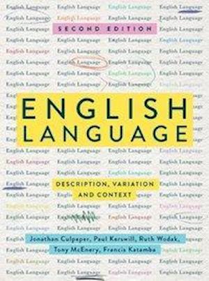 Bog, paperback English Language af Jonathan Culpeper