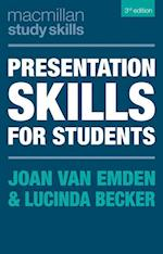 Presentation Skills for Students (Palgrave Study Skills)