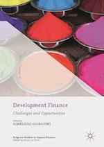 Development Finance (Palgrave Studies in Impact Finance)
