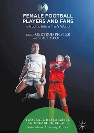 Female Football Players and Fans
