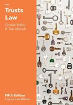 Trusts Law (Palgrave Law Masters)