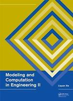 Modeling and Computation in Engineering II af Liquan Xie