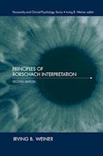 Principles of Rorschach Interpretation