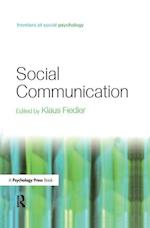 Social Communication af Klaus Fiedler