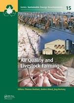 Air and Environmental Quality in Livestock and Agricultural Buildings (Sustainable Energy Developments)