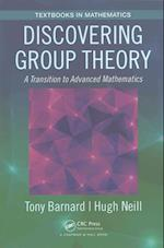 Discovering Group Theory (Textbooks in Mathematics)