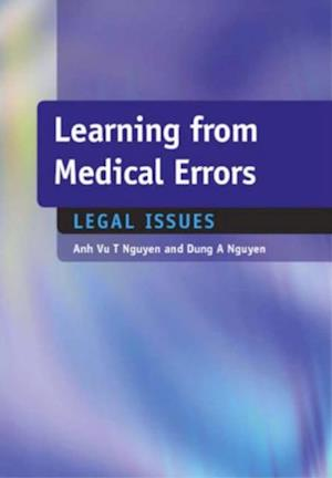 Learning from Medical Errors af Dung Nguyen, Anh Vu Nguyen