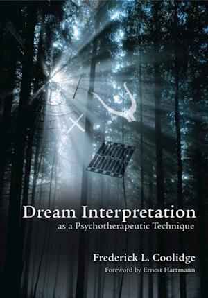 Dream Interpretation as a Psychotherapeutic Technique af Alison Blenkinsopp, Peretz Lavie, Frederick L. Coolidge