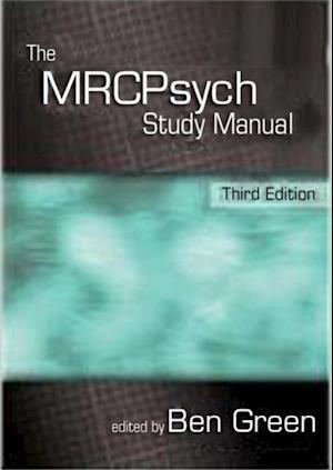 MRCPsych Study Manual af Ben Green
