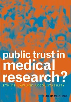 Public Trust in Medical Research? af Philip Cheung, S. H. Lee