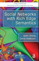 Social Networks with Rich Edge Semantics (Chapman & Hall/CRC Data Mining and Knowledge Discovery Series)