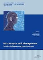 Risk Analysis and Management - Trends, Challenges and Emerging Issues