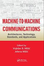 Machine-To-Machine Communications