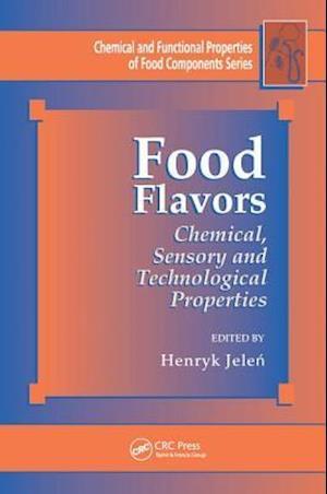 Bog, paperback Food Flavors af Henryk Jelen