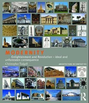 Bog, paperback Modernity af Christopher Tadgell