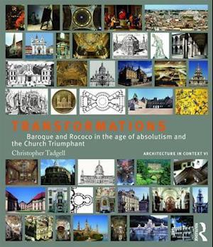 Bog, paperback Transformations af Christopher Tadgell