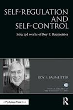 Self-Regulation and Self-Control (World Library of Psychologists)
