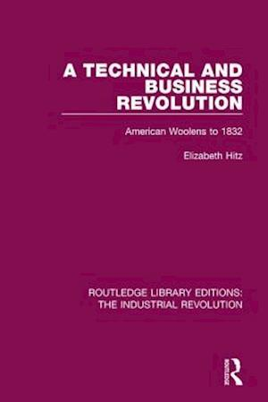 Bog, hardback A Technical and Business Revolution af Elizabeth Hitz