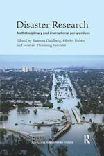 Disaster Research (Routledge Humanitarian Studies)