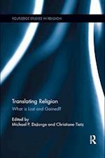 Translating Religion (Routledge Studies in Religion)