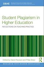 Plagiarism in Higher Education (Research into Higher Education)