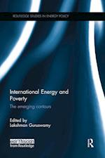 International Energy and Poverty (Routledge Studies in Energy Policy)