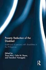 Poverty Reduction of the Disabled