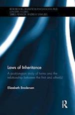 Laws of Inheritance (Research in Analytical Psychology and Jungian Studies)