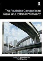 The Routledge Companion to Social and Political Philosophy (Routledge Philosophy Companions)