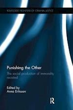 Punishing the Other (Routledge Frontiers of Criminal Justice)