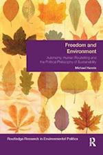 Freedom and Environment (Environmental Politics)