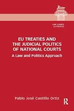 EU Treaties and the Judicial Politics of National Courts (Law Courts and Politics)
