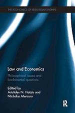 Law and Economics (The Economics Of Legal Relationships)