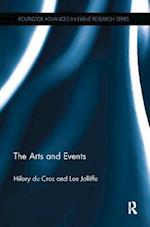 The Arts and Events (Routledge Advances in Event Research Series)