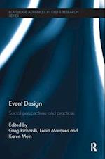Event Design (Routledge Advances in Event Research Series)