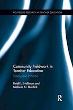 Community Fieldwork in Teacher Education (Routledge Research in Teacher Education)