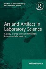 : Art and Artifact in Laboratory Science (1985) (Directions in Ethnomethodology and Conversation Analysis)