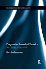 Progressive Sexuality Education (Routledge Research in Education)